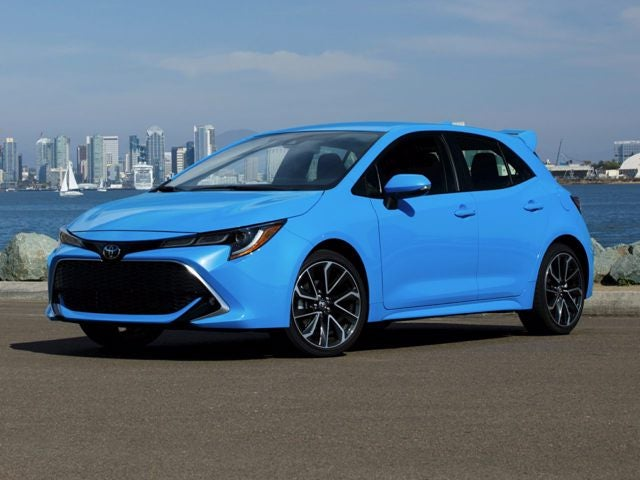 2019 Toyota Corolla Hatchback Se Toyota Dealer Serving La Crosse