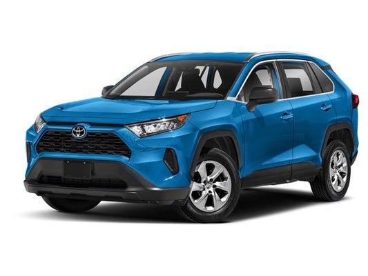 2019 Toyota Rav4 Xle Toyota Dealer Serving La Crosse Wi New And