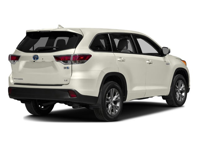 2016 Toyota Highlander Hybrid Limited Platinum In La Crosse Wi Of