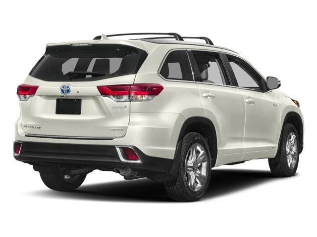 2018 Toyota Highlander Hybrid Limited Platinum In La Crosse Wi Of