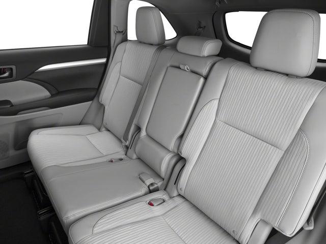 2016 Toyota Highlander Hybrid Limited Platinum In La Crosse Wi Of