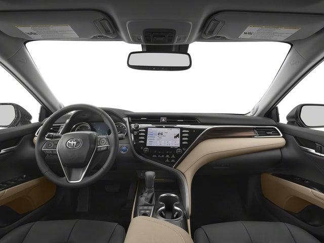 2018 Toyota Camry Hybrid Le In La Crosse Wi Of