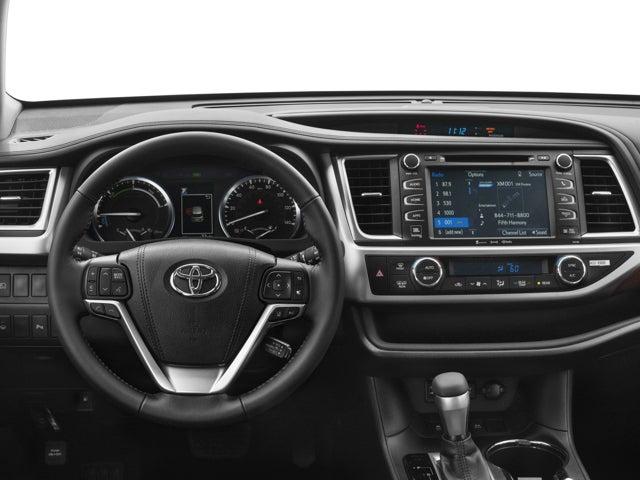 2018 Toyota Highlander Hybrid Le In La Crosse Wi Of