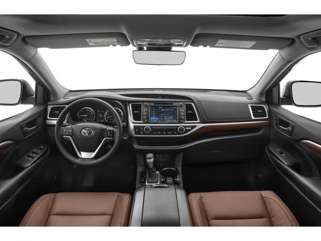 2019 Toyota Highlander Hybrid Limited Platinum In La Crosse Wi Of
